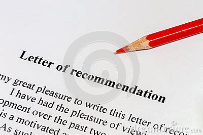 Recommendation Letters LiveCareer